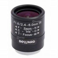 Фото Объектив для видеокамеры BEWARD B02406VIR