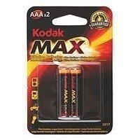 Фото Kodak MAX LR03-2BL  [K3A-2 ] (20/100/15400)
