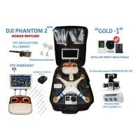 Фото Dji Phantom 2 NEW V2.0 комплектация