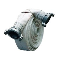 Фото Рукав пожарный  РПК(В)- Н/В-50-1,0-М-УХЛ1 (10±1м) с головками ГР-50пл