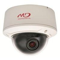 Фото Купольная IP камера Microdigital MDC-i8090VTD-H