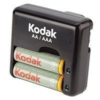 Фото Kodak K640E-C+2 x 1800mAh Travel Charger (6/972)
