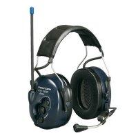Фото Наушники Peltor Lite-Com Basic со встроенной PMR радиостанцией MT53H7A4400