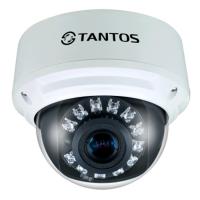 Фото Купольная IP-камера Tantos TSi-DV451V (3-12)