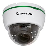 Фото Купольная IP-камера Tantos TSi-Dle2FP (4)
