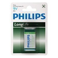 Фото Philips 6F22-1BL LONG LIFE [6F22/01B] (12/144/4320)