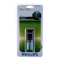 Фото Philips Mini MP3 SCB1225 + 2 ААА 800 mAh (4/448)