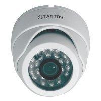 Фото Купольная IP-камера Tantos TSi-Dle11F (3.6)