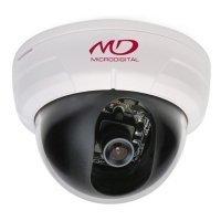 Фото Купольная AHD видеокамера MicroDigital MDC-AH7290FDN