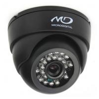 Фото Купольная AHD видеокамера MicroDigital MDC-AH7290FTD-24E