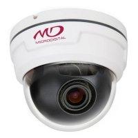 Фото Купольная AHD видеокамера MicroDigital MDC-AH7290TDN