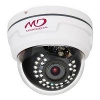 Фото Купольная AHD видеокамера MicroDigital MDC-AH7290TDN-24