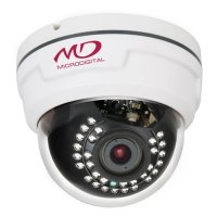 Фото Купольная AHD видеокамера MicroDigital MDC-AH7290WDN-30
