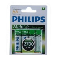 Фото Philips HR6-4BL 2700 mAh   [R6B4A270/10] (4/48/13440)