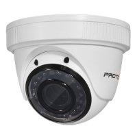 Фото Купольная AHD видеокамера Proto-x AHD-AD13V212IR