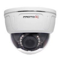 Фото Купольная AHD видеокамера Proto-x AHD-SD13V212IR new