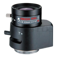 Фото Объектив для видеокамеры Tantos TSi-L2812D