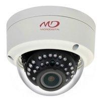 Фото Купольная AHD видеокамера MicroDigital MDC-AH8260TDN-24H