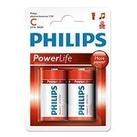 Фото Philips LR14-2BL POWERLIFE [LR14-P2/01B] (24/192/6912)