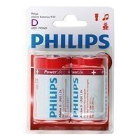Фото Philips LR20-2BL POWERLIFE  [LR20-P2/01B] (24/192/5760)