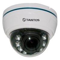 Фото Купольная AHD видеокамера Tantos TSc-Di720pAHDf (3.6)