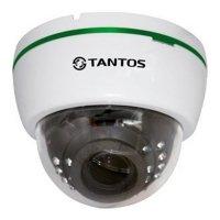 Фото Купольная AHD видеокамера Tantos TSc-Di1080pAHDv (2.8-12)