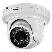 Фото Купольная AHD видеокамера Tantos TSc-EB720pAHDf (2.8)
