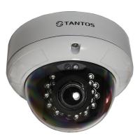 Фото Купольная видеокамера Tantos TSc-DVi600V (2.8-12)