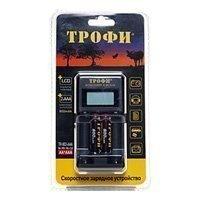 Фото Трофи TR-803 AAA LCD скоростное+2 HR03 800mAh (6/24/720)