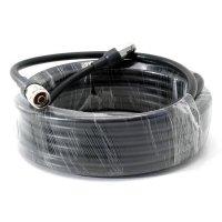 Фото Iridium антенный кабель LMR 400 с установленными разъемами 10m