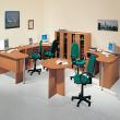 Фото Мебель для персонала Стиль М