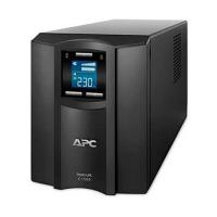 Фото Источник бесперебойного питания APC Smart-UPS C SMC1500I 1500VA черный 900W Входной 230V/Выход 230V USB