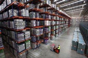 Фото Системы видеонаблюдения для складов